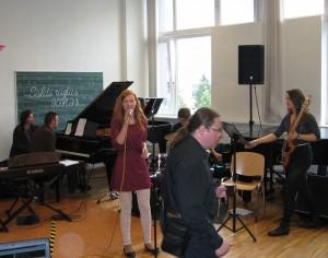 A jazz jury