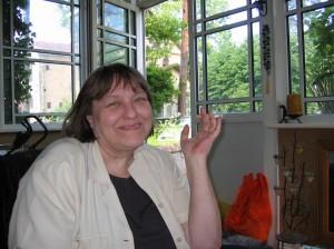 Inga Grauze, aka Inga Landlady