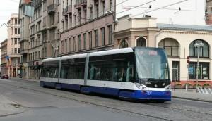 Riga Tram
